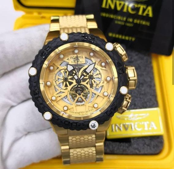 Relógio Invicta Dragon Noma