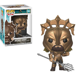 Funko Pop Aquaman Arthur Curry As Gladiator