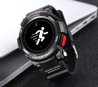 Relógio Smart Watch Monitor Cardíaco No.1 F6 Pronta Entrega
