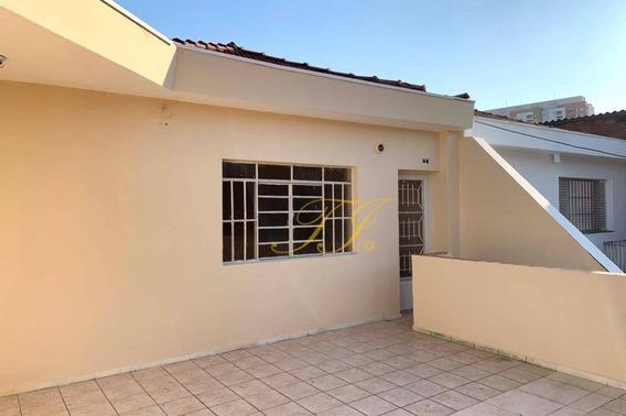 Casa Com 2 Dormitórios Para Alugar Por R$ 1.300/mês - Vila Augusta - Guarulhos/sp - Ca0055