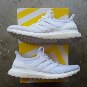 adidas Ultraboost 2.0 Triple White Tam 45