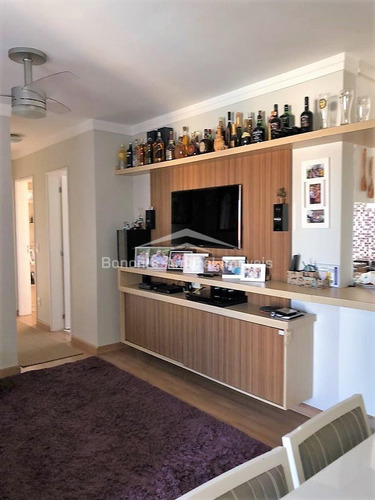 Imagem 1 de 17 de Apartamento À Venda Em Loteamento Center Santa Genebra - Ap011183