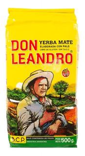 Yerba Leandro X 500g