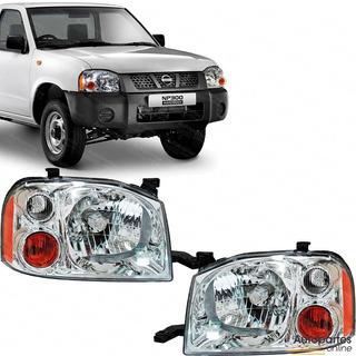 Par Faro Nissan D22 Np300 2008 2009 2010 2011 2012 2013 2014