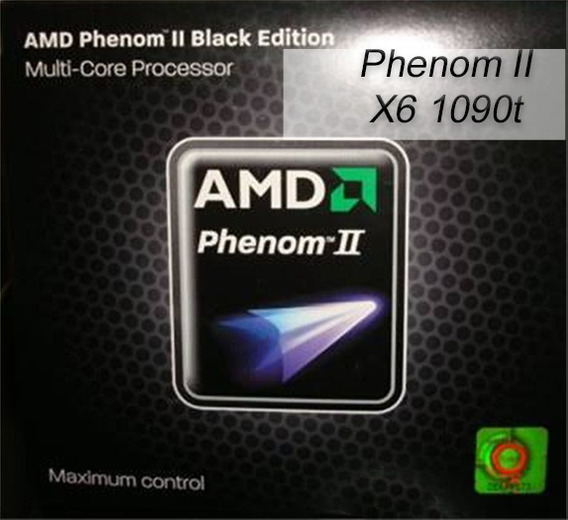 Amd Phenom X6 1090t Black Edition