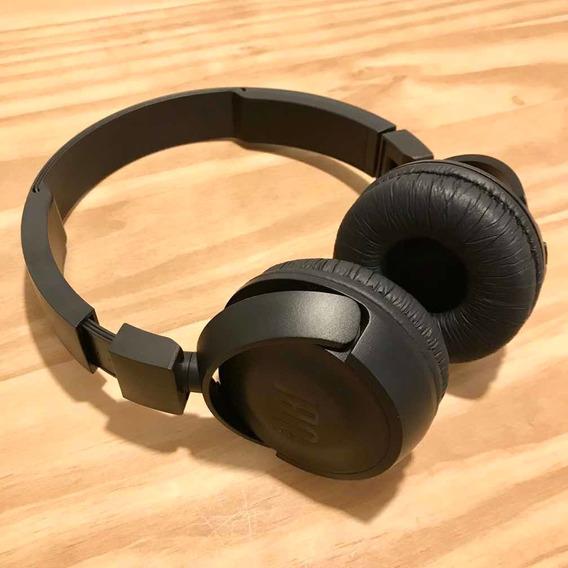 Fone De Ouvido Jbl 450bt Dobrável Com Conexão Bluetooth