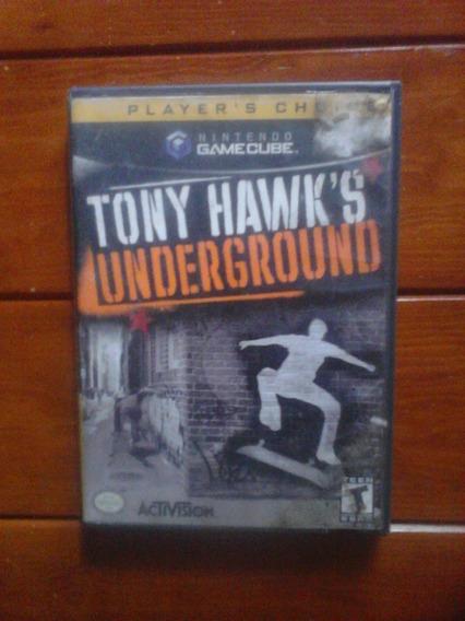 Tony Hawks Underground 2 Para Nintendo Game Cube Baratoo!!!!