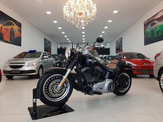 Harley Davidson Fat Boy Low 2013 51.000kms