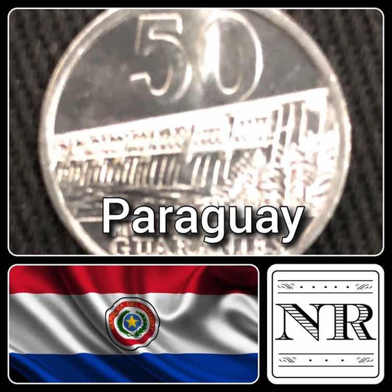Paraguay - 50 Guaranies - Año 2008 - Km # 191 B