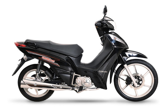 Corven, Energy 125cc, Bajaj Guillon