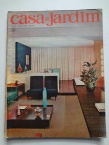 Revista Casa E Jardim Nº 125 Junho De 1965