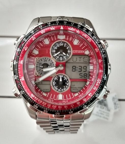 Relógio Citizen Hora Mundial