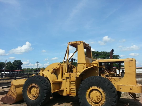 Payloader Caterpilla 966