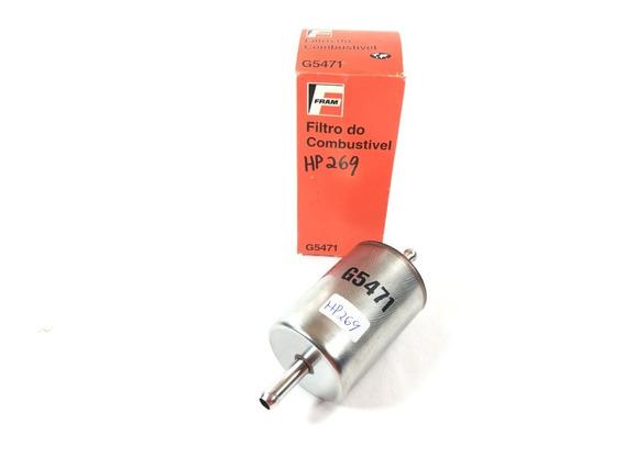 Filtro Combustivel Gm Todos Com Injeção Eletronica Efi Hp269