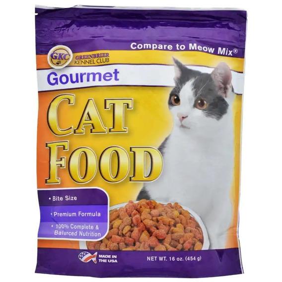 Gatarina Alimento Para Gato 1 Kg Gourmet Hecho Usa Premium