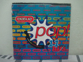 Lp Erasue - Pop! 11 Hits