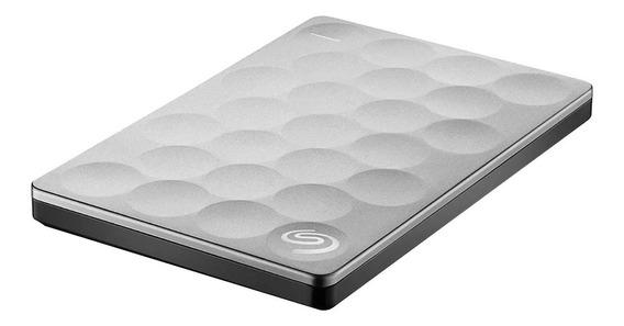 Disco Externo Portatil Seagate 2tb Backup Plus Ultra Slim