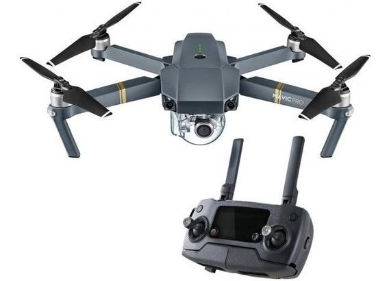 Drone Dji Mavic Pro Com Nf Homologado Varios Acessorios