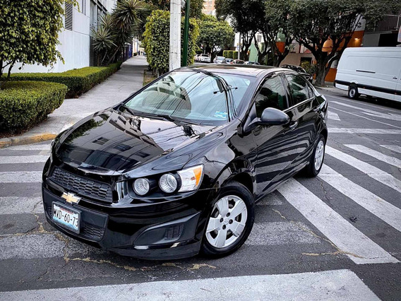Chevrolet Sonic 1.6 Ls L4 Man At 2015