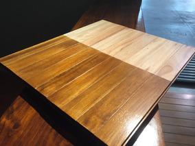 Piso Entablonado Eucalyptus Marca Grandis 14 X 80 Mm