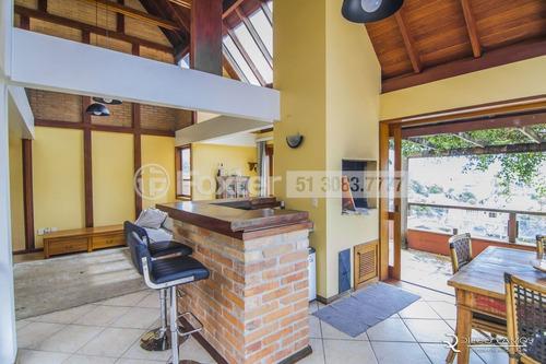 Casa Em Condomínio, 3 Dormitórios, 460.61 M², Menino Deus - 131790