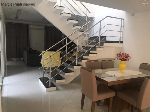 Imagem 1 de 24 de Casa Para Venda Em Jundiaí No Bairro Jardim Marambaia - Jundiaí. - Ca04009 - 69373957