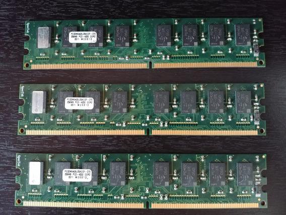 Memoria Ram Ddr2 Lote X 3 - Memtest