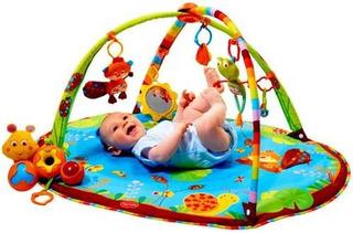 Alfombra Gimnasio Para Bebe Didactico Para Niño Niña