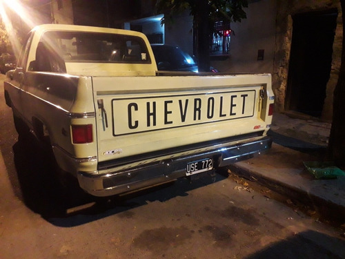 Chevrolet C10 1974 Deluxe