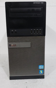Cpu Dell Torre 790 I5 4gb Ddr3 Hd320gb