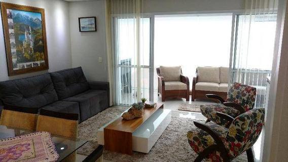 Apartamento Residencial À Venda, Marapé, Santos. - Ap3690
