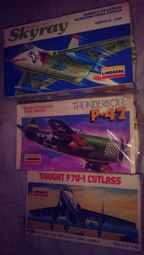Imagen 1 de 1 de Aviones Para Armar A Escala