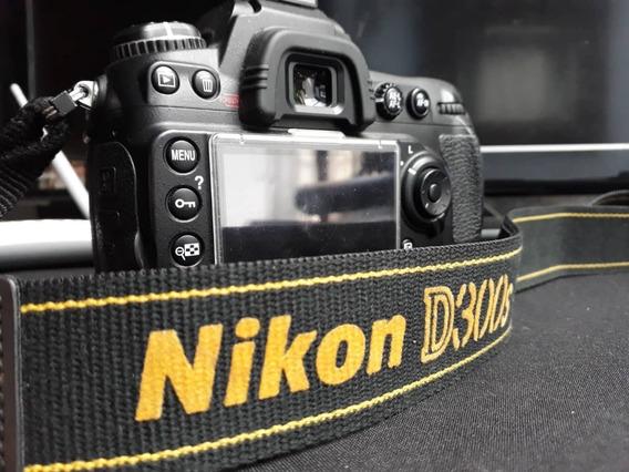 Camara Nikon D300s - Doble Ranura Sd+cf !mas 1 Memoria Cf !