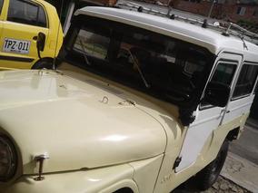 Jeep Campero Wyliz Cj6 Modelo 1975