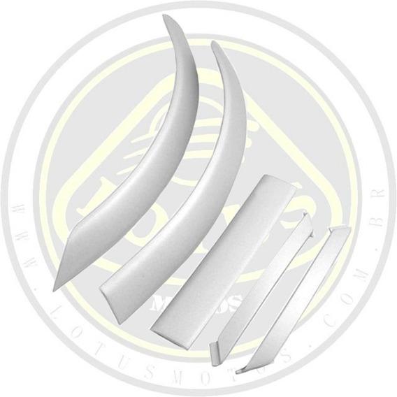 Acabamento Adesivo Prata Givi Z684c Para O Bau E52