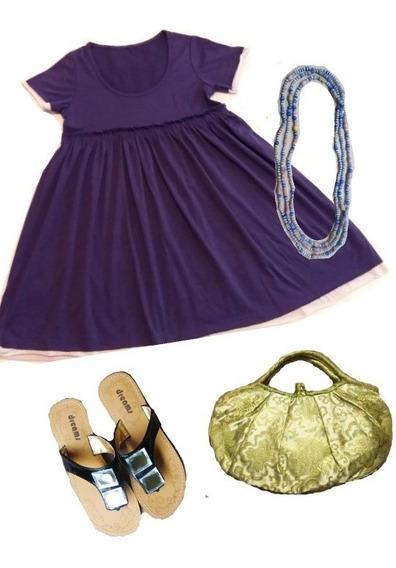 Vestido Importado Clásico