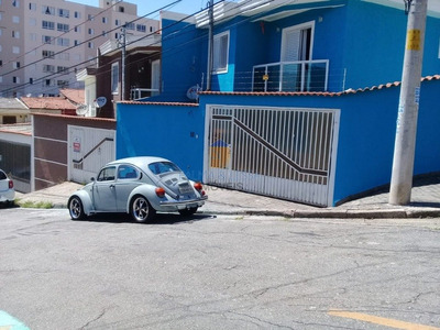 Sobrado - Vila Camilopolis - Ref: 26 - V-26