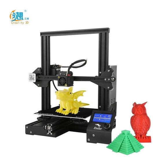 Kit De Impresora 3d Ender-3 3d De Creality