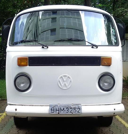 Kombi Standard 1.6 1995 Gasolina