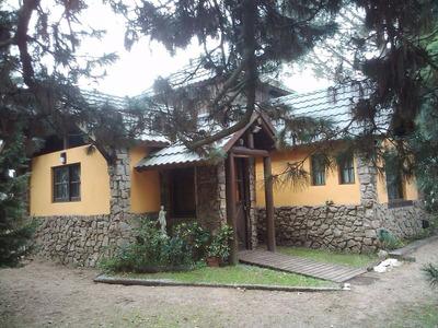 Hermosa Cabaña En Aguas Verdes - 6 Personas