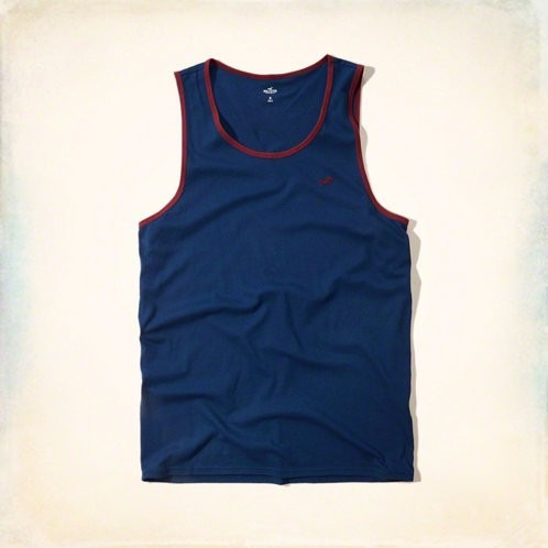 Camisetas Regatas Hollister E Abercrombie Originais