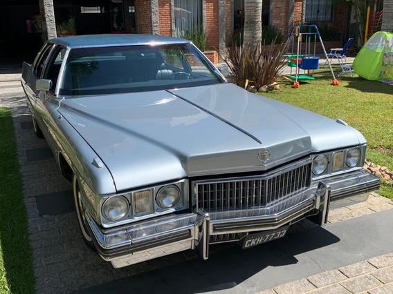 Cadillac Fleetwood Brougham 1973