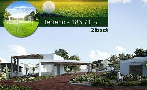 Se Vende Terreno De 183 M2 En Zibatá, De Oportunidad !!