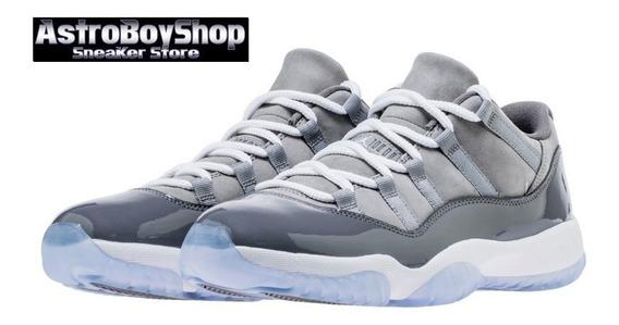 Jordan Xi Low Cool Grey Edition (31 Mex) Astroboyshop