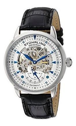 Reloj De Pulsera Stuhrling Original Para Hombre Automatico