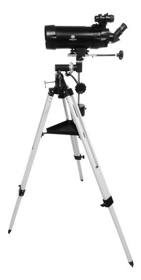 Telescópio Refletor Greika 1200mm Maksutov Mak-90 Com Tripé.