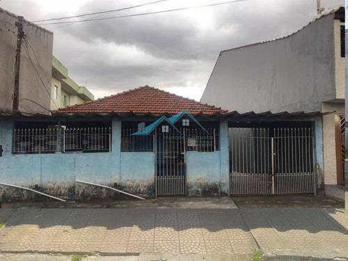 Imagem 1 de 1 de Terreno Para Venda Em Santo André, Parque Capuava - Te0062_1-1648315