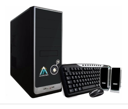 Pc Escritorio Armada Completa Cpu Computadora I5 8gb 1tb