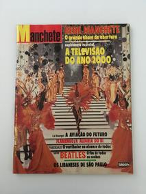 Revista Manchete Beatles Flamengo - 11 Junho 1983 Nº 1625