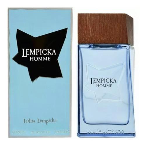 Imagen 1 de 1 de Lolita Lempicka Pour Homme 100ml Dkn Perfumeria Spa